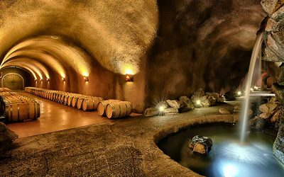 Jarvis Wine Caves