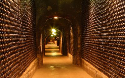 Schramsberg Wine Caves