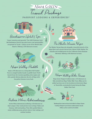 Travel Package Graphic